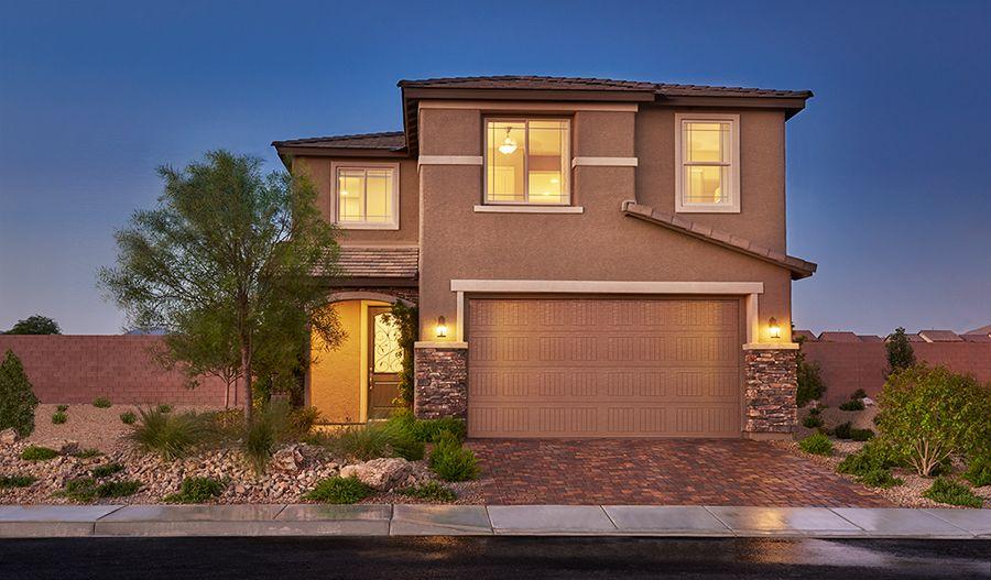 Rockland Ridge In Las Vegas Nv New Homes By Richmond