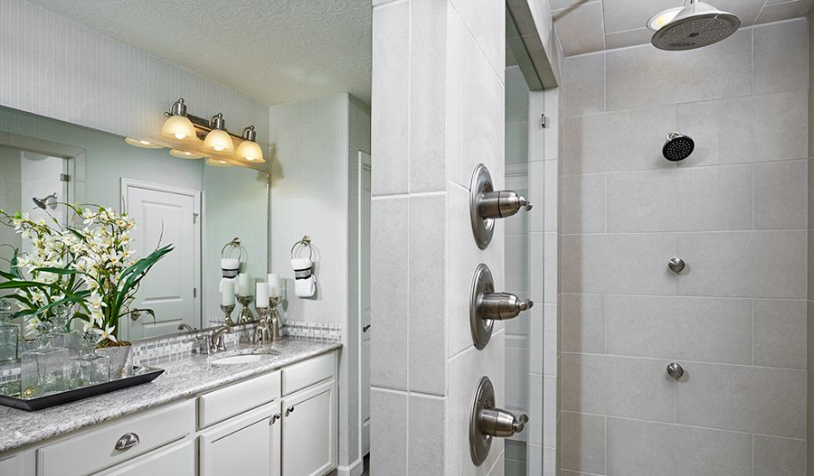 Bathroom featured in the Coronado By Richmond American Homes in Salt Lake City-Ogden, UT