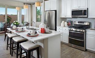 Seasons at Overlake by Richmond American Homes in Salt Lake City-Ogden Utah