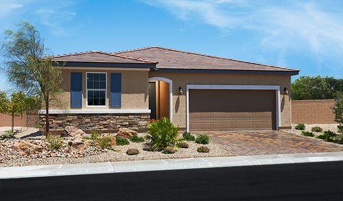 Bellamont by Richmond American Homes in Las Vegas Nevada