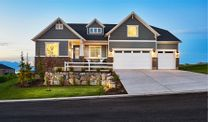 Teton Ranch by Richmond American Homes in Salt Lake City-Ogden Utah