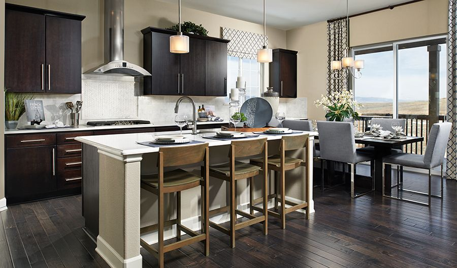 Kitchen featured in the Daniel II By Richmond American Homes in Salt Lake City-Ogden, UT