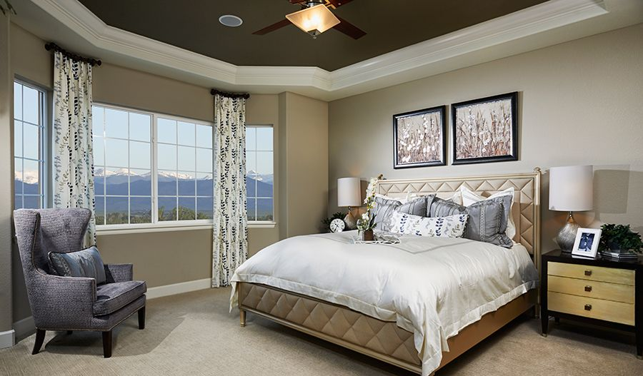 Bedroom featured in the Daniel II By Richmond American Homes in Provo-Orem, UT