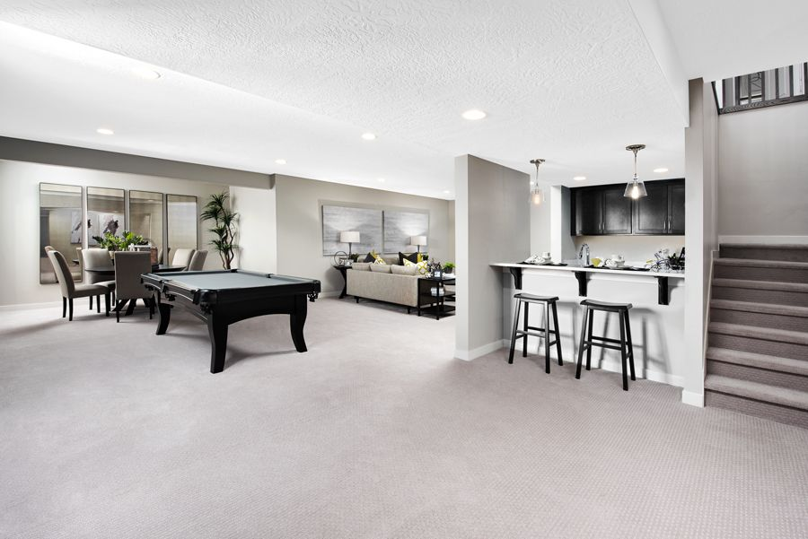 Living Area featured in the Delaney By Richmond American Homes in Salt Lake City-Ogden, UT