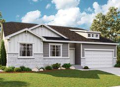 Delaney - Anderson Farms: Grantsville, Utah - Richmond American Homes
