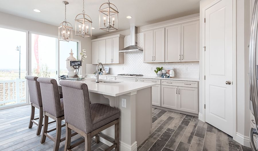 Kitchen featured in the Leah By Richmond American Homes in Salt Lake City-Ogden, UT