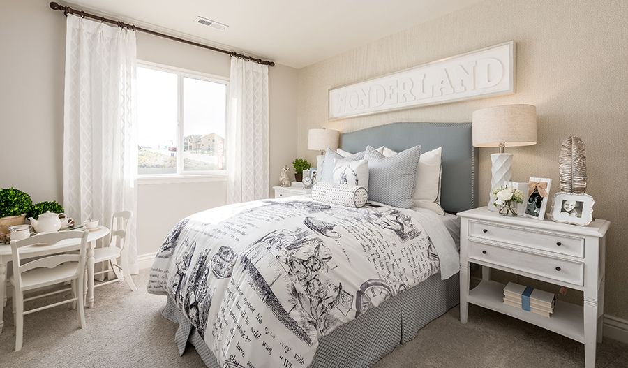 Bedroom featured in the Leah By Richmond American Homes in Salt Lake City-Ogden, UT
