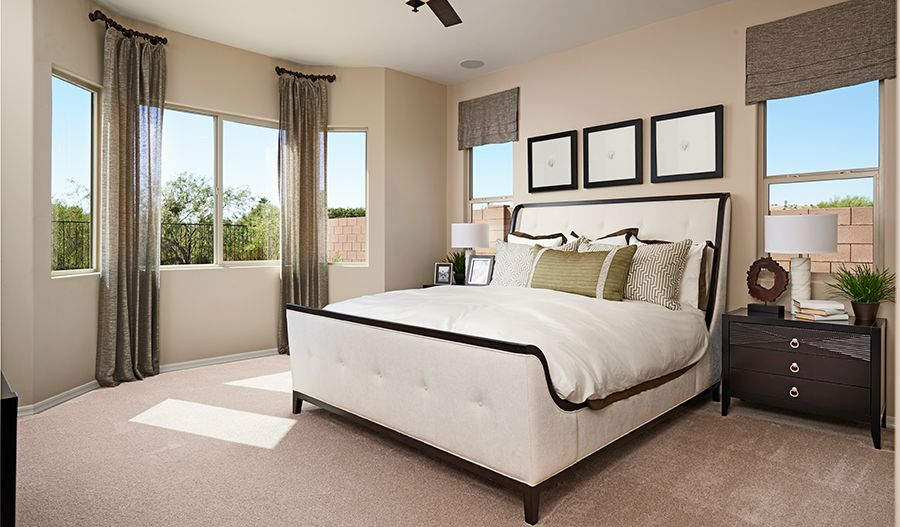 Bedroom featured in the Delaney By Richmond American Homes in Salt Lake City-Ogden, UT