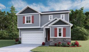 Moonstone - Seasons at Simpson Springs: West Point, Utah - Richmond American Homes