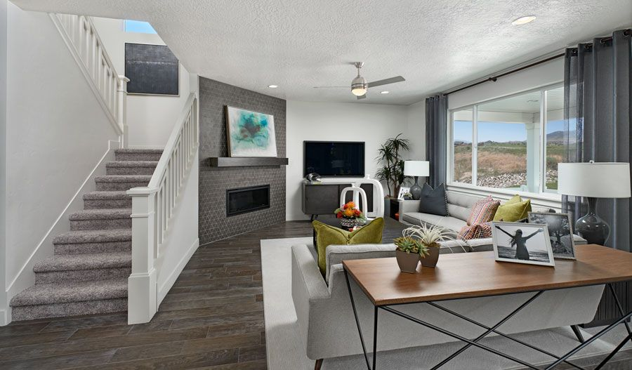 'The Park' by Richmond American Homes - Utah in Salt Lake City-Ogden