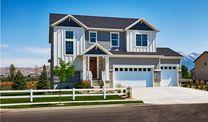 Jackson by Richmond American Homes in Salt Lake City-Ogden Utah