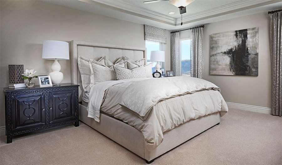 Bedroom featured in the Coronado By Richmond American Homes in Salt Lake City-Ogden, UT