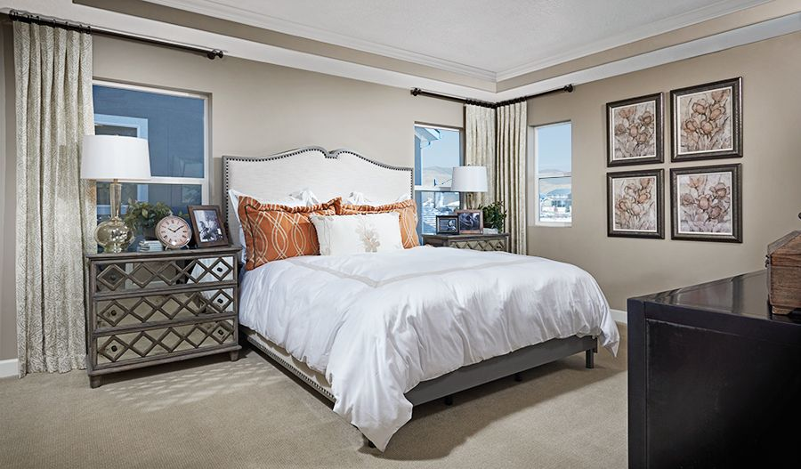 Bedroom featured in the Hopewell By Richmond American Homes in Provo-Orem, UT