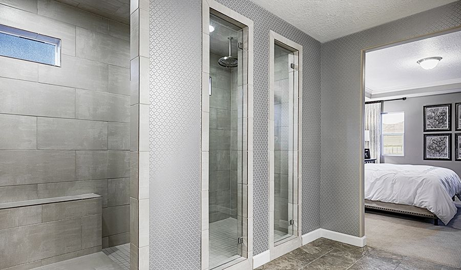 Bathroom featured in the Hopewell By Richmond American Homes in Salt Lake City-Ogden, UT