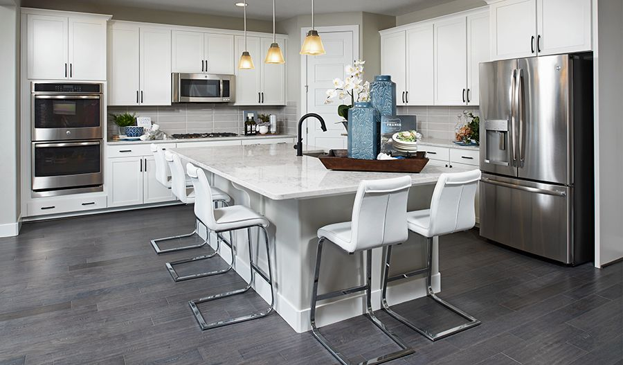 Kitchen featured in the Yorktown By Richmond American Homes in Salt Lake City-Ogden, UT