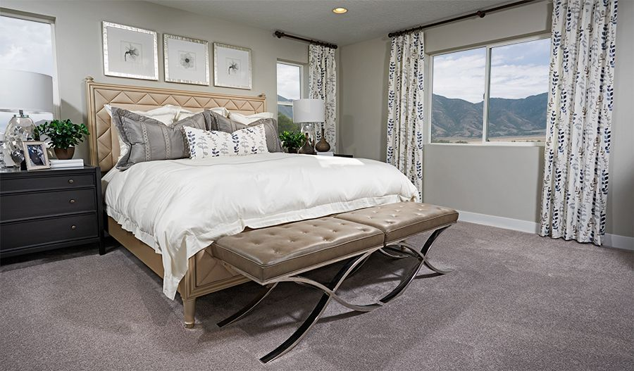 Bedroom featured in the Yorktown By Richmond American Homes in Salt Lake City-Ogden, UT