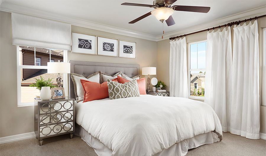 Bedroom featured in the Coral By Richmond American Homes in Provo-Orem, UT