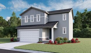 Coral - The Park: Layton, Utah - Richmond American Homes