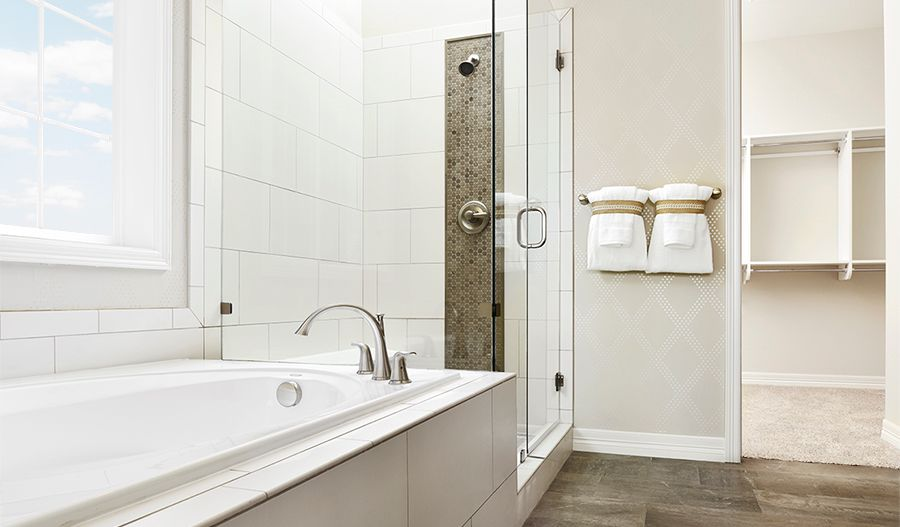 Bathroom featured in the Daniel II By Richmond American Homes in Provo-Orem, UT