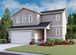 Coral - Hidden Springs: Pleasant Grove, Utah - Richmond American Homes