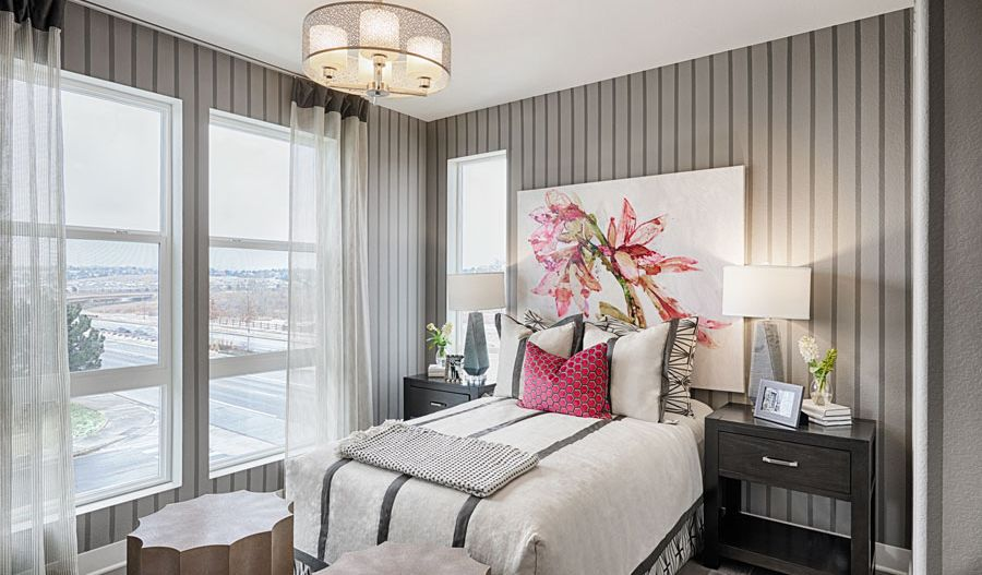 Bedroom featured in the Soho By Richmond American Homes in Provo-Orem, UT
