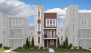 Greenwich - Cityscape at Mahogany Row: American Fork, Utah - Richmond American Homes