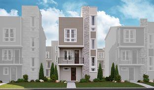 Soho - Cityscape at Mahogany Row: American Fork, Utah - Richmond American Homes