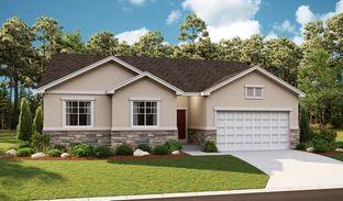 Daniel II - Mallard Bay: Saratoga Springs, Utah - Richmond American Homes