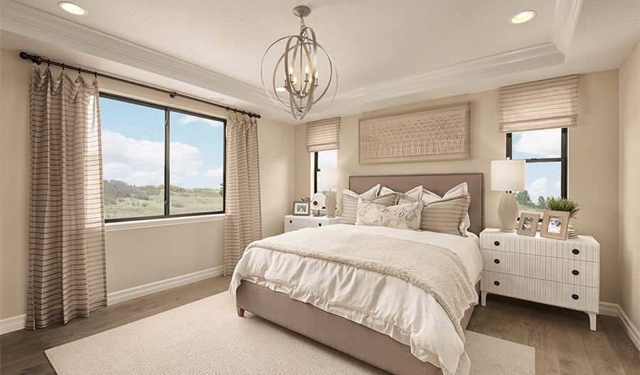 Bedroom featured in the Harris By Richmond American Homes in Salt Lake City-Ogden, UT
