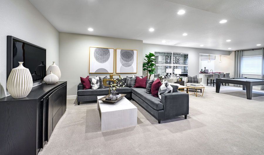 Living Area featured in the Avril By Richmond American Homes in Salt Lake City-Ogden, UT