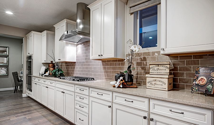 Kitchen featured in the Hopewell By Richmond American Homes in Salt Lake City-Ogden, UT