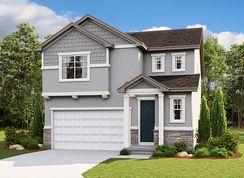 Liesel - Lexington Green: Saratoga Springs, Utah - Richmond American Homes