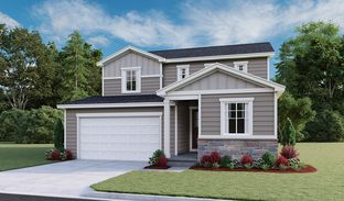 Citrine - Seasons at Overlake: Tooele, Utah - Richmond American Homes