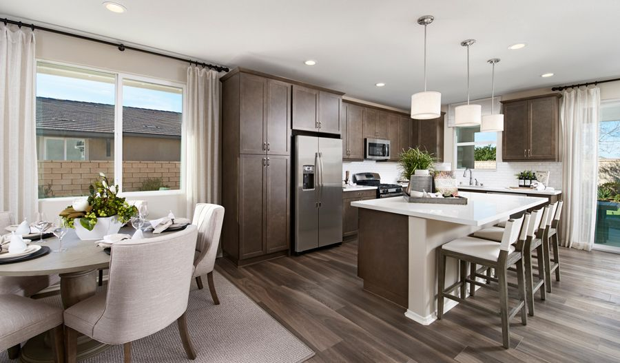Kitchen featured in the Pearl By Richmond American Homes in Provo-Orem, UT