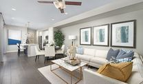 Urban Collection at Arrowhead Park by Richmond American Homes in Provo-Orem Utah
