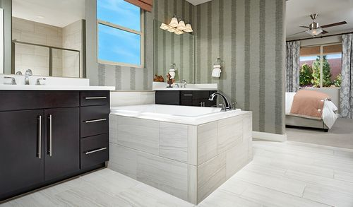 Bathroom-in-Avalon-at-Rainier at Skye Canyon-in-Las Vegas