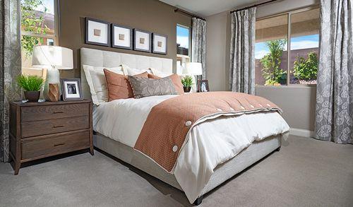 Bedroom-in-Avalon-at-Rainier at Skye Canyon-in-Las Vegas