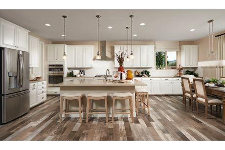 Kitchen-in-Sage-at-Indigo Ridge-in-Las Vegas