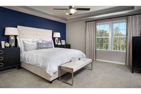 Bedroom-in-Hemingway-at-Indigo Ridge-in-Las Vegas