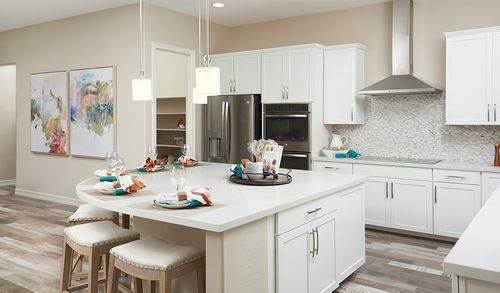 Kitchen-in-Stephen-at-Bellamont-in-North Las Vegas