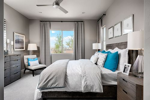 Bedroom-in-Arabelle-at-Capella at Cadence-in-Henderson