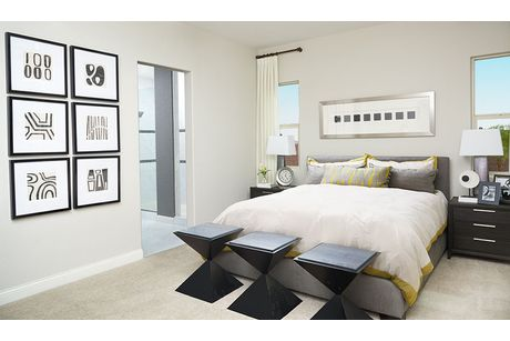 Bedroom-in-Paige-at-Adagio at Cadence-in-Henderson