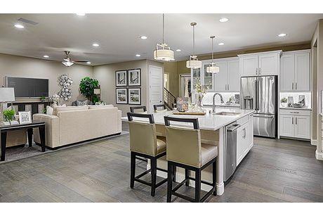 Kitchen-in-Coronado-at-Indigo Ridge-in-Las Vegas