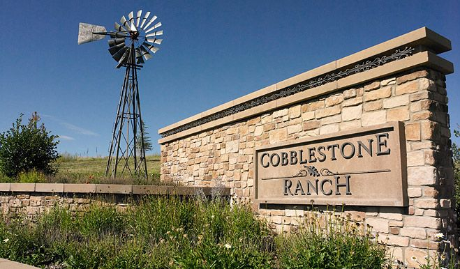Cobblestone - Windmill:Cobblestone Ranch - Entrance