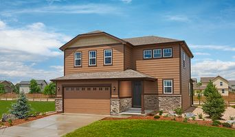 Belle Creek In Commerce City Co New Homes Amp Floor Plans