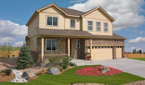 28 Richmond American Homes Communities In Erie Co Newhomesource