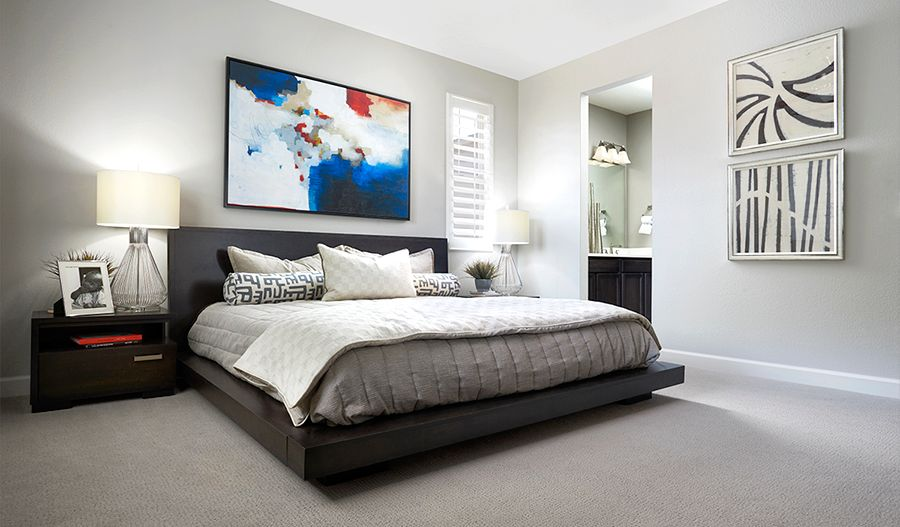 Bedroom featured in the Onyx By Richmond American Homes in Hagerstown, MD