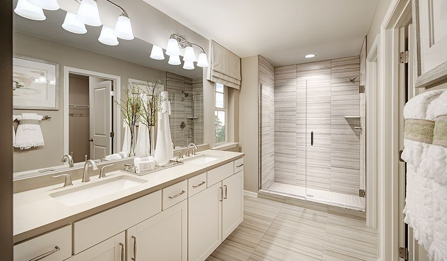 Bathroom featured in the Pearl By Richmond American Homes in Hagerstown, MD