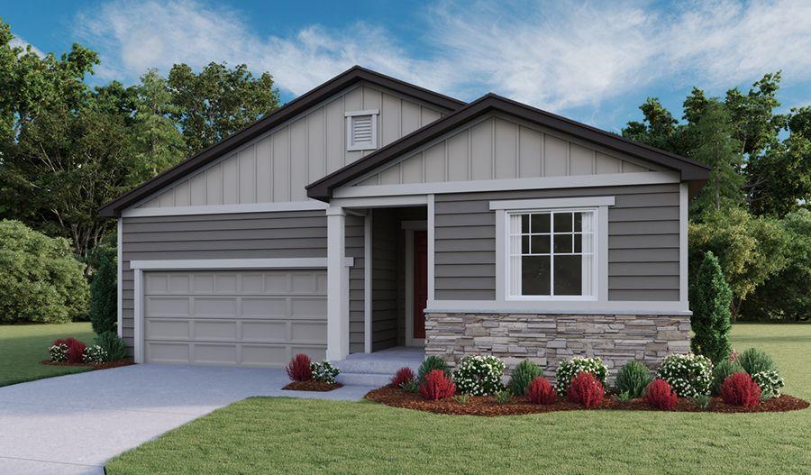 Enjoyable New Homes In Sedalia Co 510 Communities Newhomesource Beutiful Home Inspiration Ommitmahrainfo