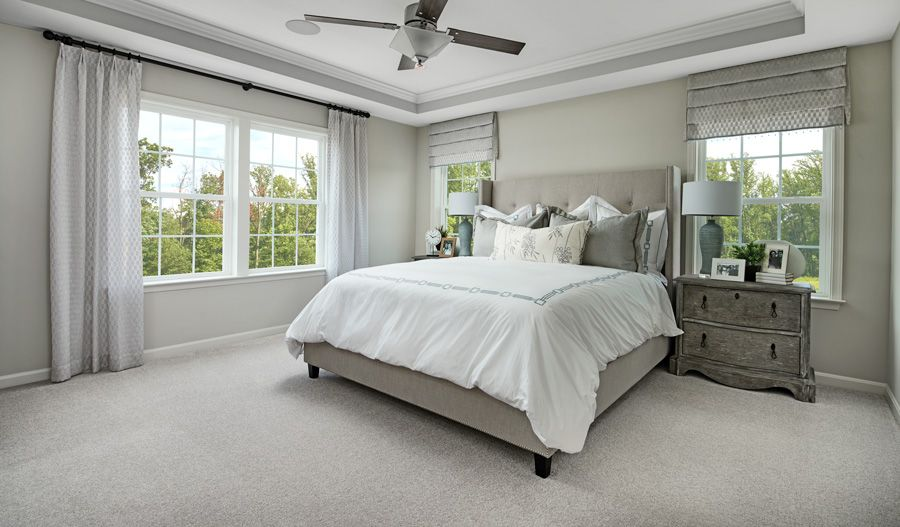 Bedroom featured in the Hemingway By Richmond American Homes in Hagerstown, MD